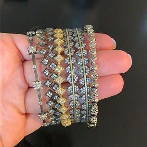 Freida Rothman Jewelry - Freida Rothman Bracelet Set